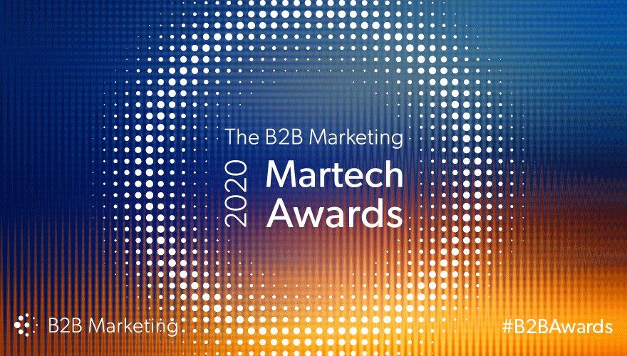 B2B marketing awards 2020